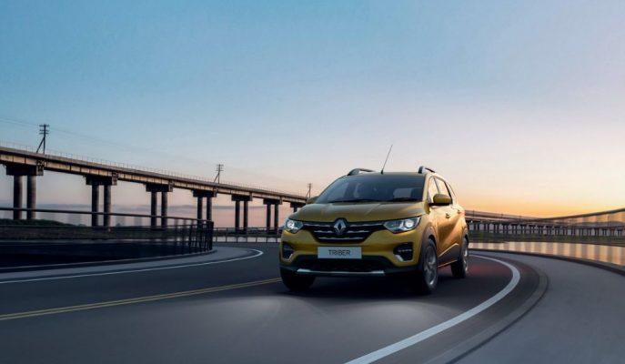 Renault'un Tek Bir Pazara Göndereceği 7 Kişilik B Sınıf AracıTriber!