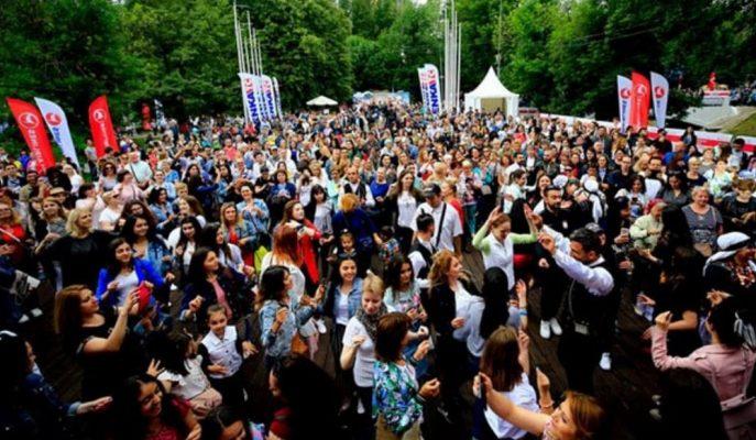 """Rusya'daki """"Türkiye Festivali"""" Ülkeye Gelen Turist Sayısını Artıracak"""
