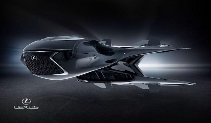 Men: Black in International'in Lexus QZ 618 Galactic Enforcer Jet'i