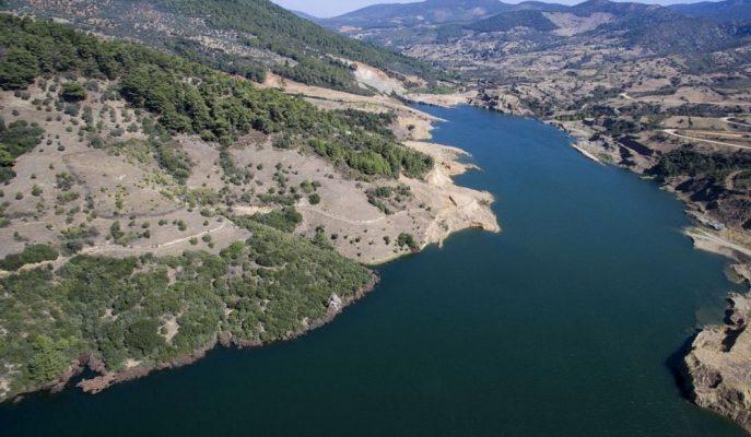 Sulama Kapasitesini Artıran Aktaş Barajı Bölge Üreticisinin Kazancını Artıracak