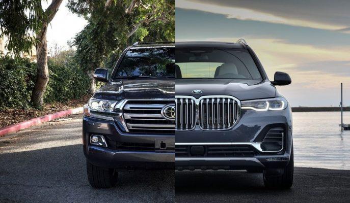 BMW, X7 için Toyota'dan Land Cruiser SUV'un Platformunu İsteyebilir!