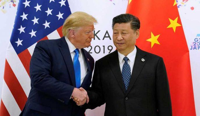 Trump ile Xi G-20'de Ticaret Müzakerelerine Devam Etmeye Karar Verdi!