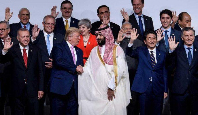 Trump, Suudi Arabistan'ın ABD Askeri Teçhizatı Alımını Takdir Ediyor