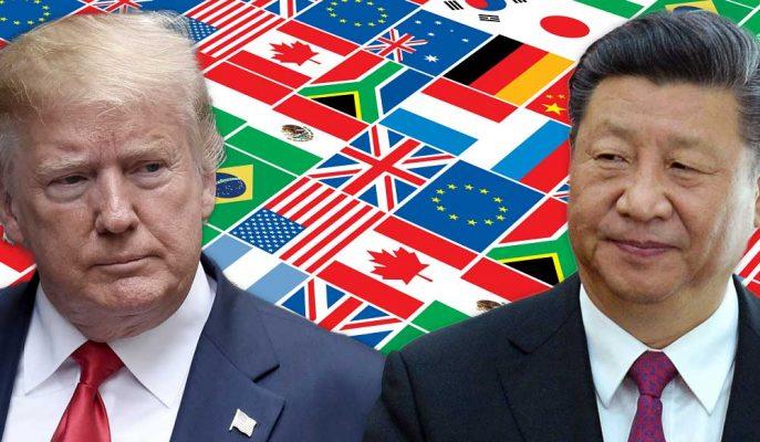 Trump, Xi ile Yeni Tarife Uygulanmaması ve Huawei'in ABD Ürünlerini Satın Alması için Anlaştı