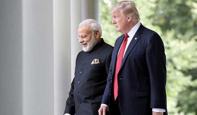 """Trump'tan Hindistan'a Tarife Çağrısı: """"Bu Kabul Edilemez ve Geri Çekilmeli"""""""