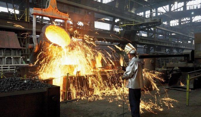 Türkiye'nin Ham Çelik Üretimi Ocak-Nisan Döneminde %10,5 Azaldı