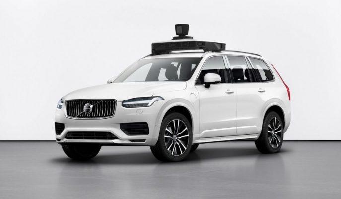 Biten Testlerin Ardından Uber & Volvo Tam Otonom Sürüşlü XC90'nın Hazır Olduğunu Söyledi