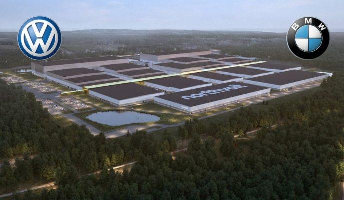 VW ve BMW'den Avrupa'nın En Büyük Lityum-İyon Pil Fabrikasına Yatırım!