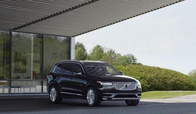 Volvo XC90'ın Sağlamlığı Artık Kurşun Geçirmez Boyutta!