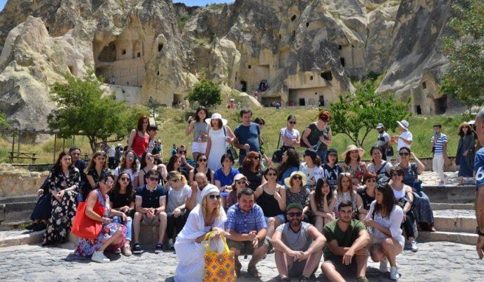 Yılın İkinci Çeyreğinde Turizmcilerin Geliri Yüzde 13,2 Artış Gösterdi