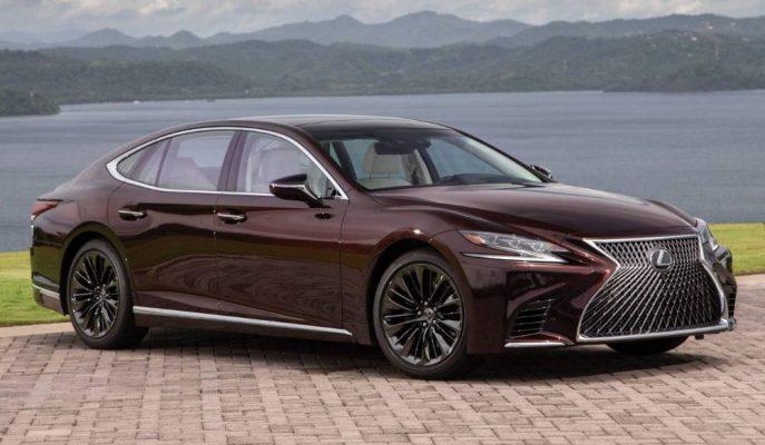 Lexus, Sınırlı  Inspiration Serisi'ne Özel 2020 LS 500'ü de Ekliyor!