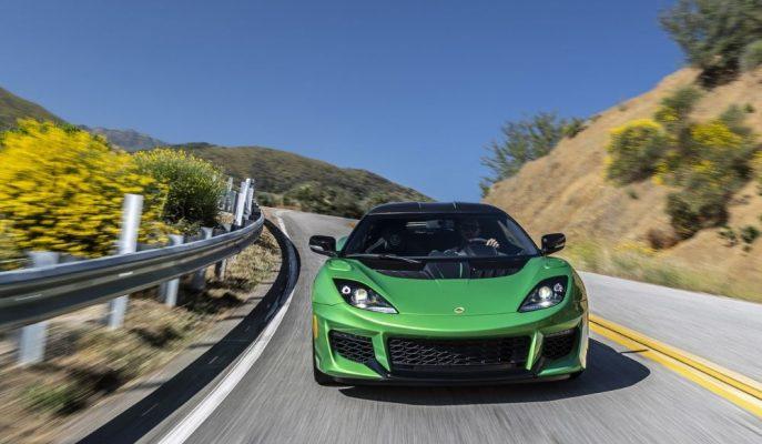 Lotus'un En Hızlı Yasal Yol Aracı Evora GT ABD'ye Gidiyor!