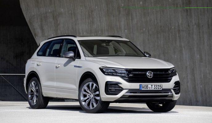 """VW, Touareg'in 1 Milyonuncu Üretimine Özel """"One Million Edition""""ı Tanıttı!"""
