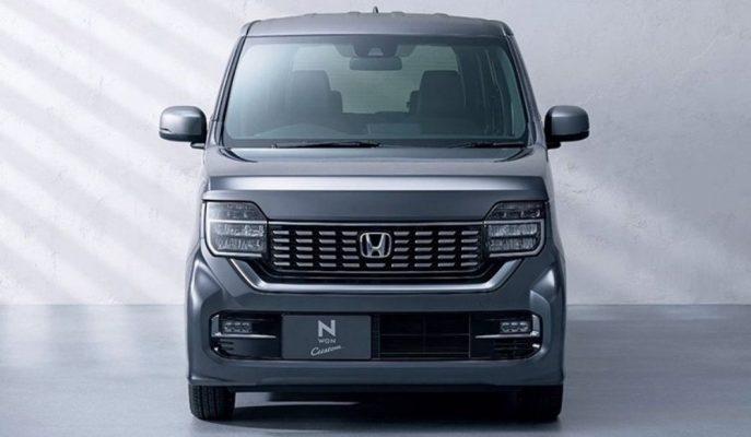 Honda'nın Yenilenmiş Kei Aracı 2020 N-WGN'ye Bakın!
