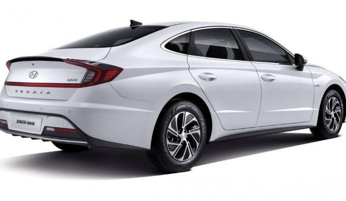2020 Hyundai Sonata Hibrit Her Yıl 1.300 Km Ek Sürüş Mesafesi Sağlayacak!