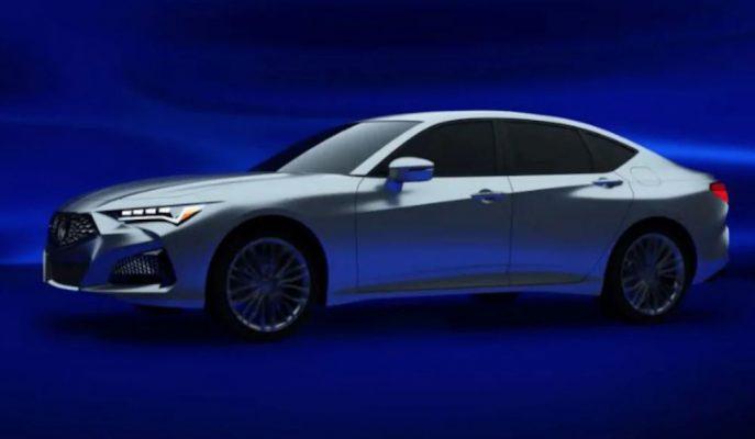 Acura'nın RDX'ine Adapteli Yeni MDX ve TLX'in Olası Görüntüleri!