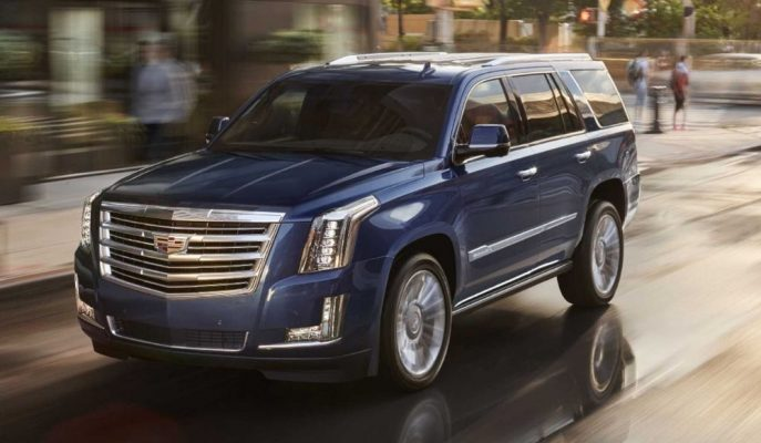 2021 Cadillac Escalade için Markası Büyük Oynayacak!