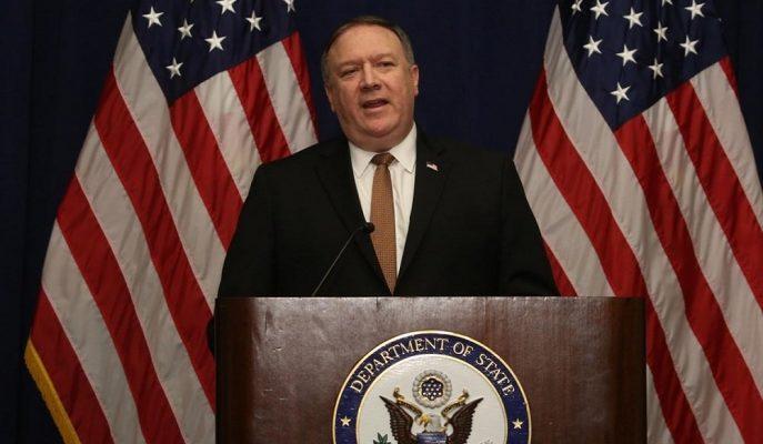 ABD Dışişleri Bakanı Pompeo Türkiye'ye Daha Fazla Yaptırım Uygulanabileceğini Söyledi