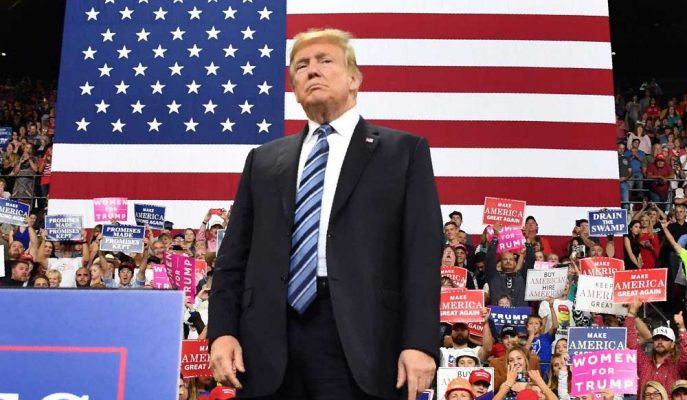 ABD Ekonomisi, Trump'ın Yüzde 3 Büyüme Hedefinden Uzaklaşıyor