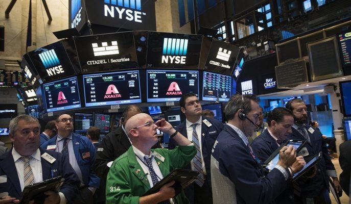 ABD Hisse Senetleri Ticaret Görüşmelerindeki Belirsizlikle Geriledi