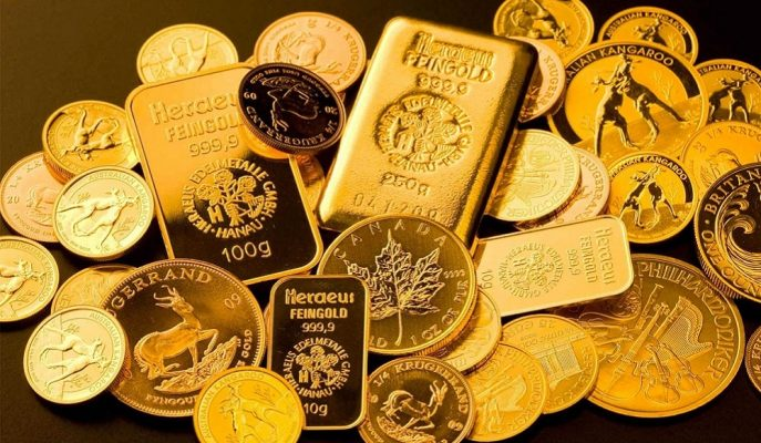 Ons Altın ABD İstihdamı Sonrası Düşük Seyrederken, Gramı 260 Lira Civarında