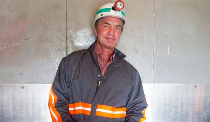 ABD'li Kömür Milyarderi Chris Cline Helikopter Kazasında Hayatını Kaybetti