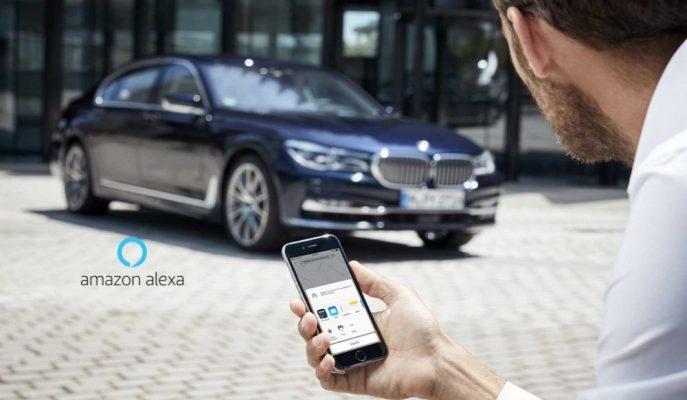 Amazon, Alexa Car ile Girdiği Araç İçi İletişim İşini Genişletiyor!