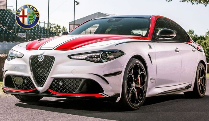 Alfa Romeo Giulia ve Stelvio Quadrifoglio'un Pahalı Racing Sürümü!
