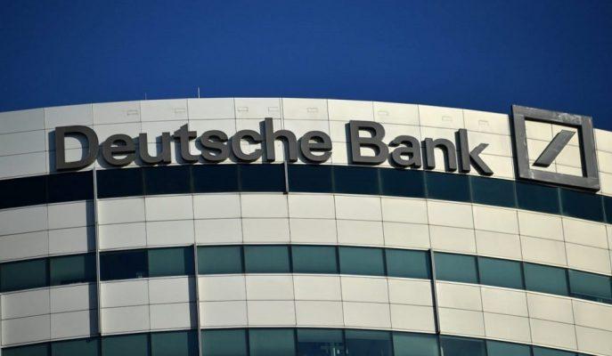 Alman Devi Deutsche Bank'ın Hisseleri Üç Yılın En Büyük Düşüşünü Kaydetti