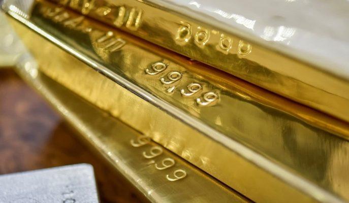 Altın Powell'ın Kongre Konuşması Öncesi 1390 Dolara Kadar Geriledi