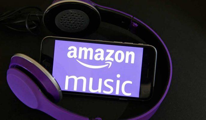 Amazon Music Yükselişi ile Gelecekte Rakipleri için Tehdit Olabilir