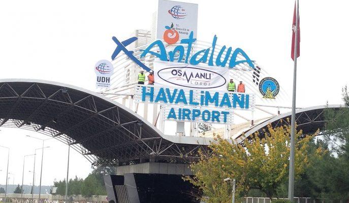 Yılın Sadece Bir Yarısı Yoğun Olan Antalya Havalimanı'nın Kış Trafiği Artırılacak