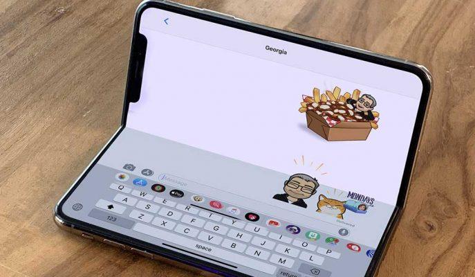 Apple Katlanabilir Ekran Konusundaki Sessizliğini iPad ile Bozmaya Hazırlanıyor