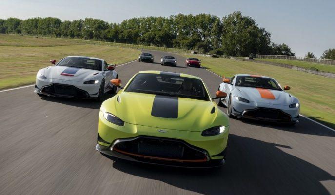 Aston Martin, 2019 Yılı Satış Tahminlerine Göre Üretimde Kısıtlamaya Gidebilir!