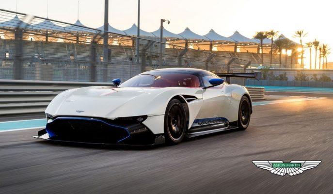 Aston Martin Ortak Otonom Araç Dünyasına Hazırlık Yapıyor!