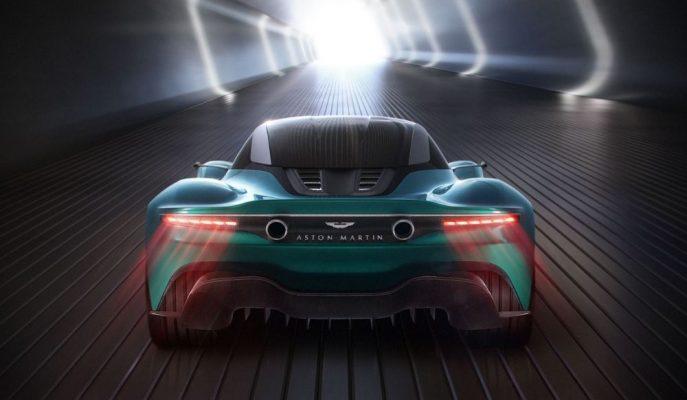 Aston Martin, Vanquish'in Son Neslini Manuel Vites ile Getirebilir!