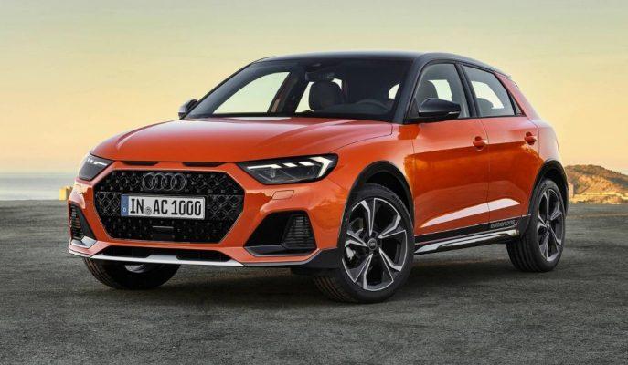 """Audi, 2020 Ataklarına """"A1 Citycarver"""" ile Devam Ediyor!"""