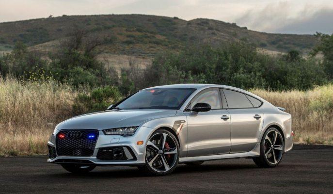 """Dünyanın En Hızlı Kurşun Geçirmez Zırhlı Arabası: """"Audi RS7"""""""