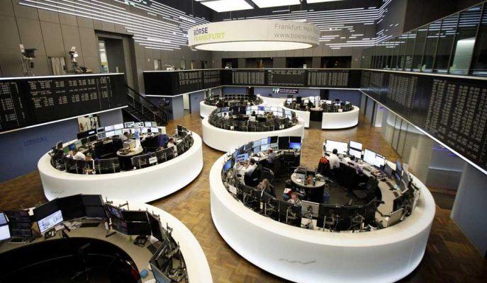 Avrupa Hisseleri Kötümser PMI Verilerinin Ardından Negatif Bölgeye Geçti