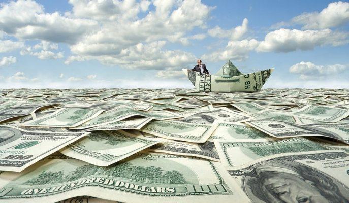 Beklenenin Aksine Düşüş Gösteren Dolar 5,61'e Kadar Geriledi