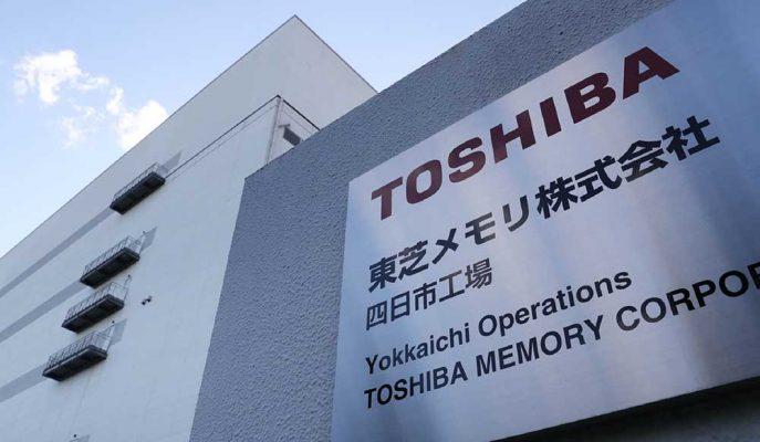 Dünyanın Önde Gelen Bellek Üreticisi Toshiba Memory İsmini Değiştireceğini Açıkladı