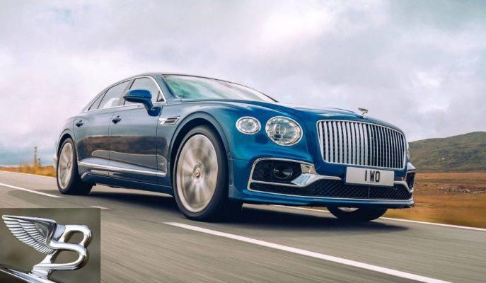 Bentley'in Flying Spur First Edition'u Açık Artırmada Güzel Bir Paraya Satıldı!