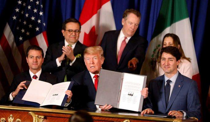 Beyaz Saray'ın 1 Eylül Sonrası USMCA Anlaşmasını Kongre'ye Göndermesi Muhtemel
