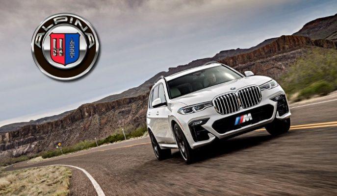 Yapılmayacağı Söylenen BMW X7 M'i Alpina Hayata Geçirecek!