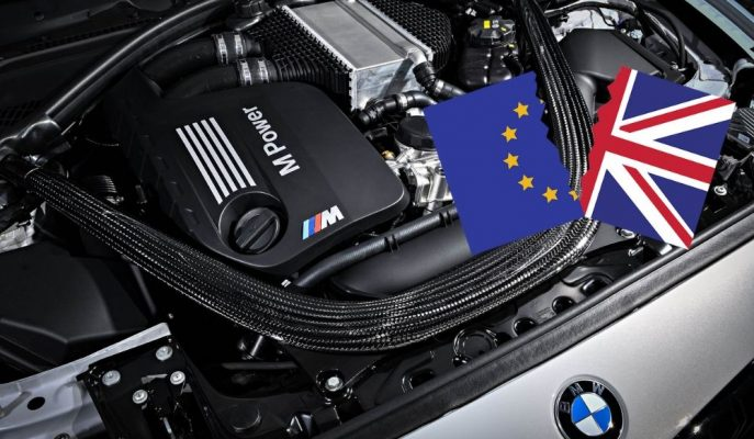 BMW, Motor Üretimini Çaresizce İngiltere Dışına Çıkardı!
