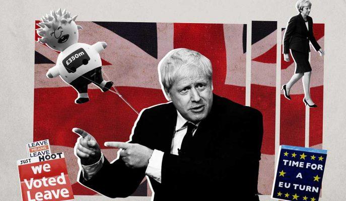 Boris Johnson Brexit Planlarını Değiştirirse Sterlin 1,1350 Dolar Olabilir