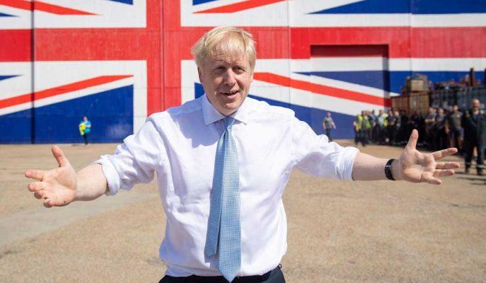 Boris Johnson Hızla Yaklaşan Brexit için Yeni Ekibini Oluşturdu