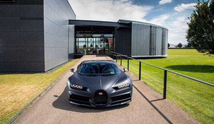 "Bugatti, Chiron'un 200. Örneğini ""110 Ans Bugatti"" ile Kutluyor!"