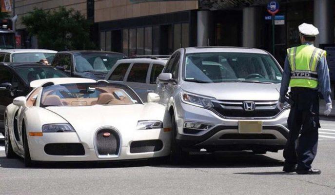 Komedyen Tracy Morgan'ın Bugatti Veyron Kazası Gerçek Bir Servete Mal Olacak!