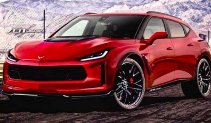 """Ferrari'nin Ardından Şimdi de """"Corvette'nin Performans SUV""""u Konuşuluyor!"""